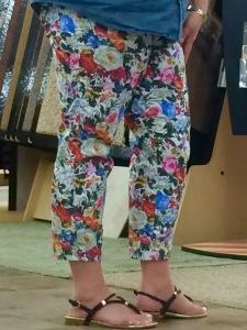 floral jeans 2