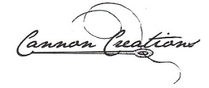 Cannon Creations Clothing Label
