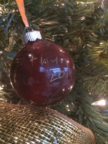 ethan 2015 ornament